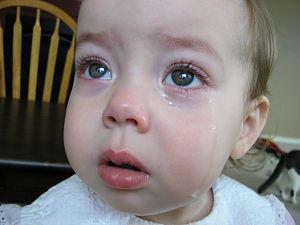 Pilzinfektion beim Kind