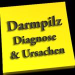 Darmpilz Diagnose und Ursachen