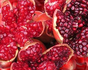Granatapfel gegen Candida