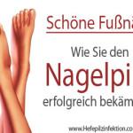 Schöne Fußnägel – Nagelpilz (Onychomykose) loswerden
